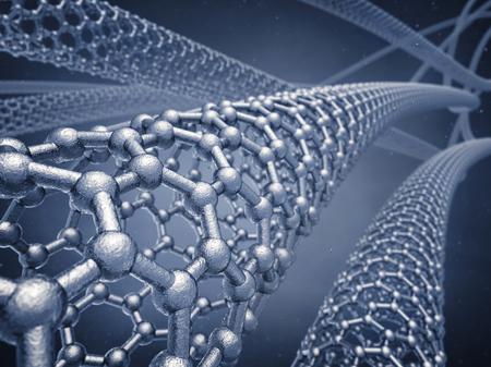 Nanotubes de graphène, nanotechnologie