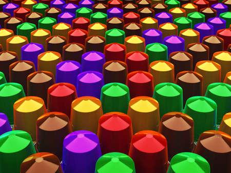 capsules: Multicolor espresso capsules , Coffee pods