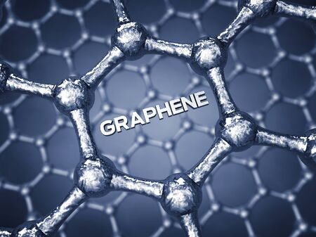 nanotubes: Graphene is composed of carbon atoms distributed in hexagonal pattern , Nanotechnology