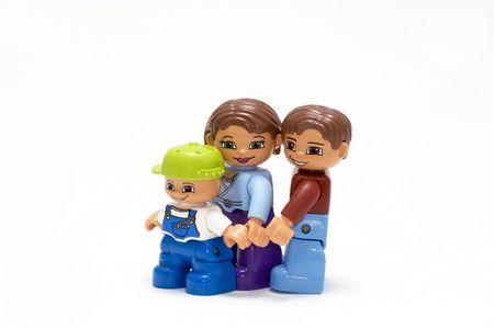 fervour: Family Stock Photo