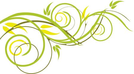 ringlet: Tendrils Illustration