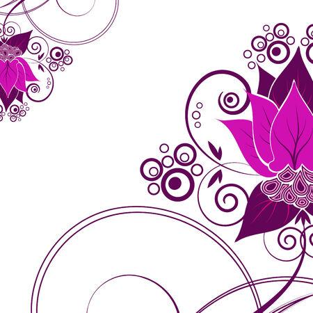 Flowers 矢量图像
