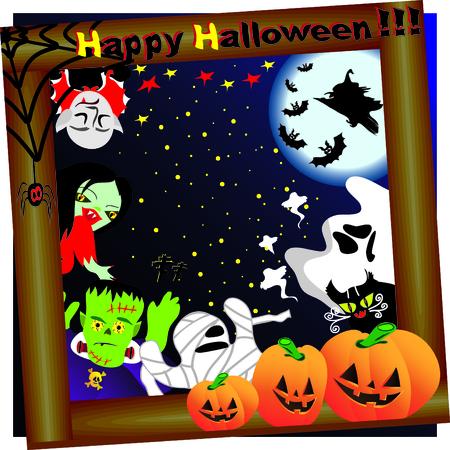 halloween Stock Vector - 3462187