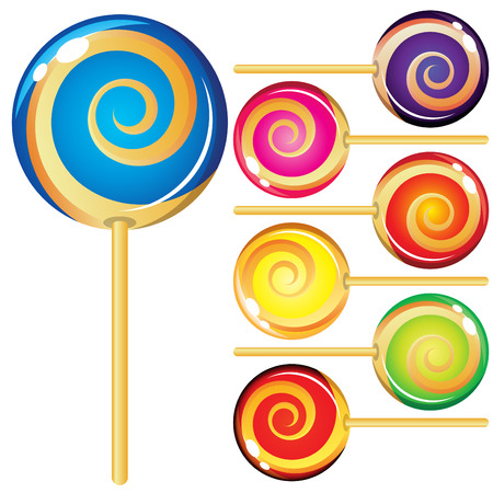 candy stick: Lolly pop