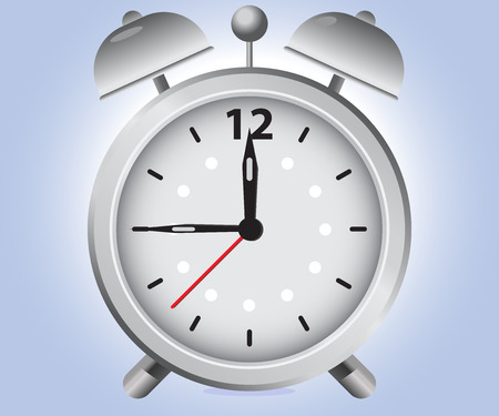 Alarm clock Stock Vector - 5325462