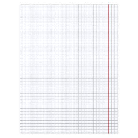 sheet of paper Stock Vector - 7309698
