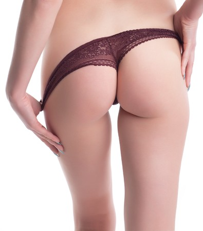 beautiful buttocks Stock Photo - 7439229
