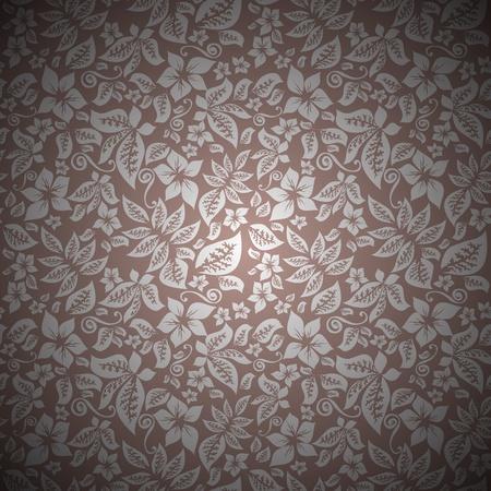 Seamless background with dark corners.  Vector