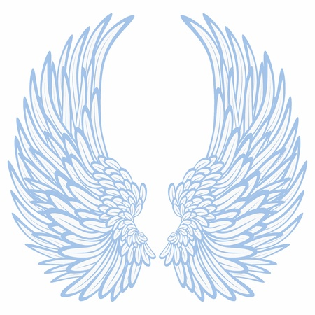 angelic: Par de alas