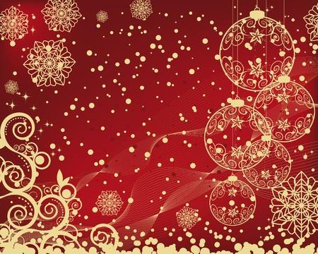 Christmas vackground Stock Photo - 10348776