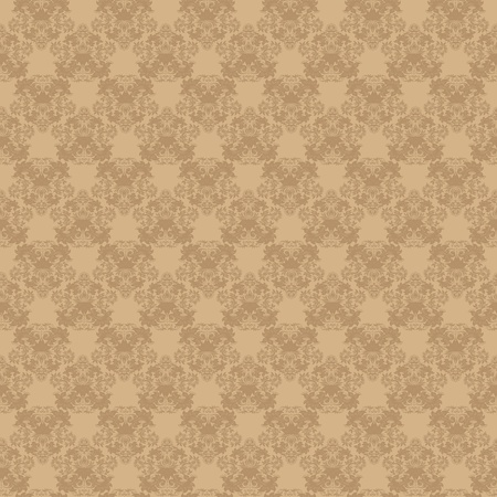 Seamless vintage beige background  photo