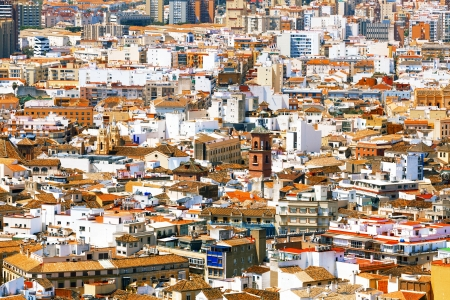 dwell house: Malaga, Spain  Editorial