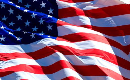 Vlag van de Verenigde Staten Stockfoto - 38482363