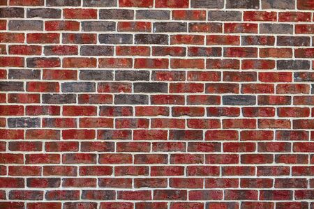 Brick wall close up texture Foto de archivo