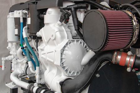 Marine Engine, Luxury Yacht