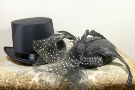 For men and women, hat and fascinator hat