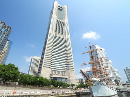 Landmark Tower, Japan round