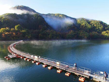 Mugiyama Floating Bridge