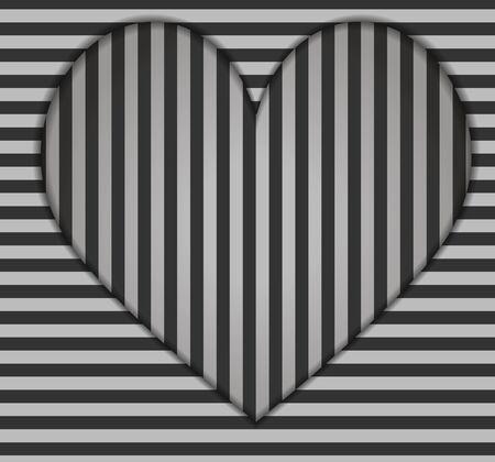 lineas verticales: dise�o de fondo del coraz�n l�neas verticales