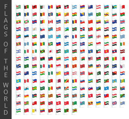 Vlag van Transnistrië vector illustratie