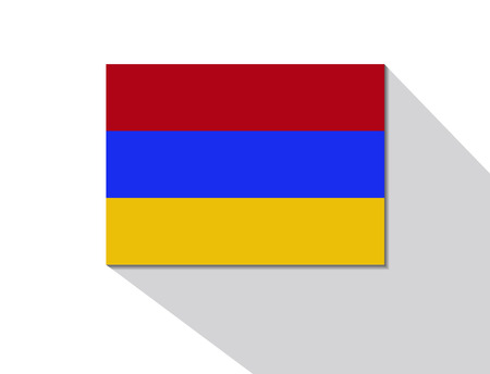 long shadow: armenia long shadow flag