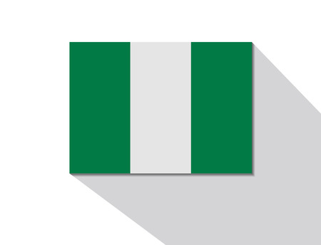 long shadow: nigeria long shadow flag