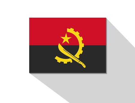 long shadow: angola long shadow flag