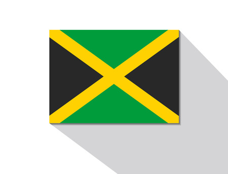 long shadow: jamaica long shadow flag