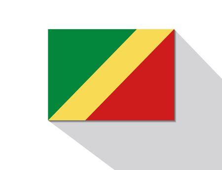 Congo: congo long shadow flag