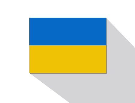 long shadow: ukraine long shadow flag