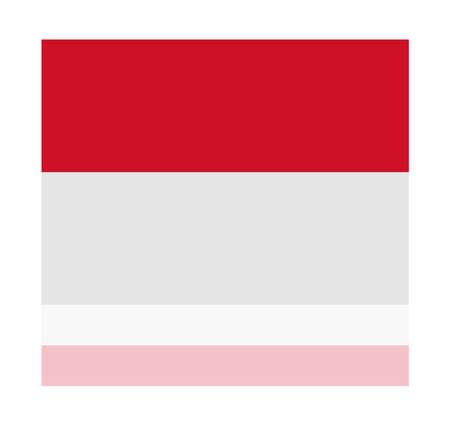 monaco: reflection flag monaco