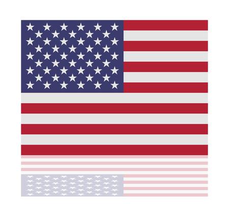 reflection: reflection flag united states