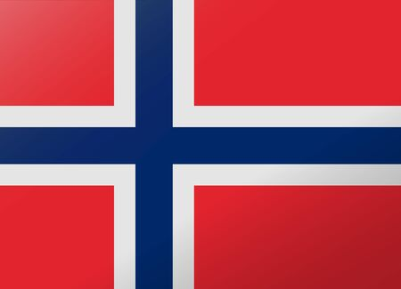 reflection: reflection flag norway