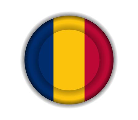 chad: button flags chad