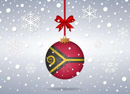 vanuatu: christmas background vanuatu