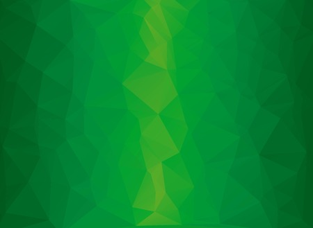 green gradient lines abstract background Illustration