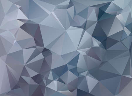 gray: low poly gray background Illustration