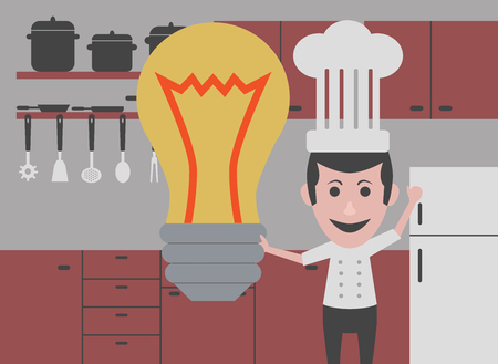 slotted: chef with big ideas