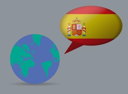 spaans belangrijkste taal ter wereld