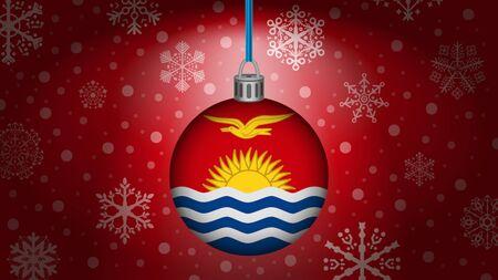 kiribati: christmas in kiribati