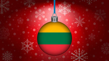 lithuania: christmas in lithuania