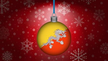 bhutan: christmas in bhutan