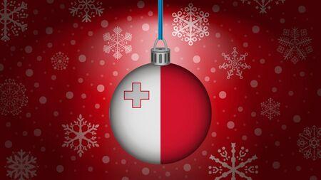 malta: christmas in malta