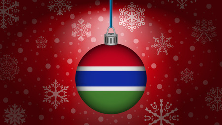 gambia: christmas in gambia