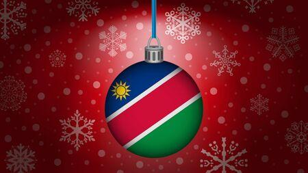 namibia: christmas in namibia