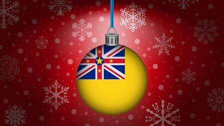 niue: christmas in niue