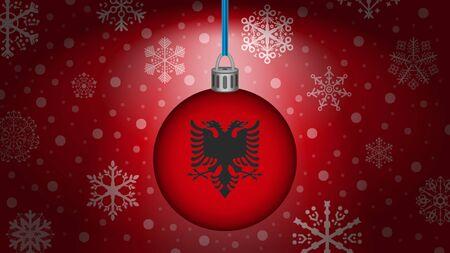 albania: christmas in albania