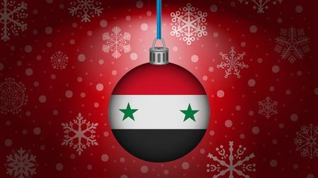 Syria: christmas in syria