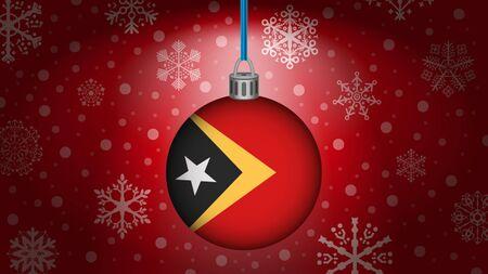 east: christmas in east timor