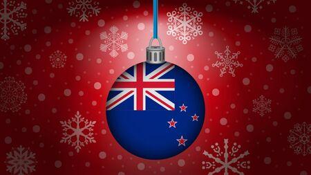 zealand: christmas in new zealand